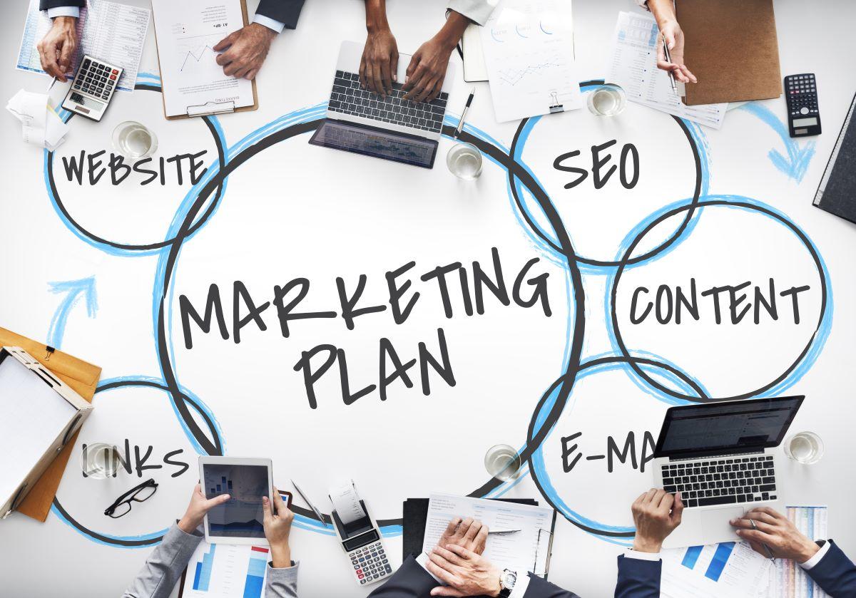 online marketing plan seo