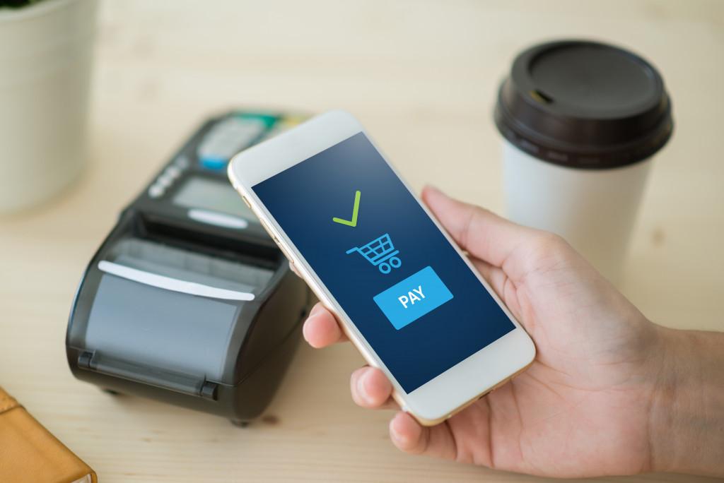mobile p[hone payment tech